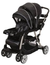 Graco double stroller watch VDO reviews Duoglider ...